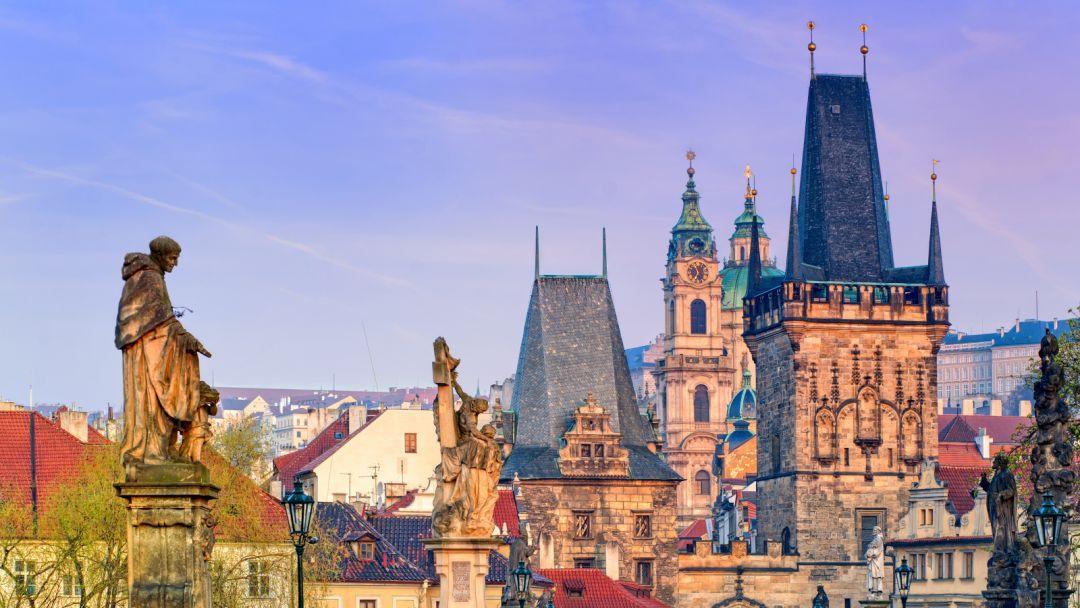 Экскурсия Прага - 8 свиданий в сердце города.