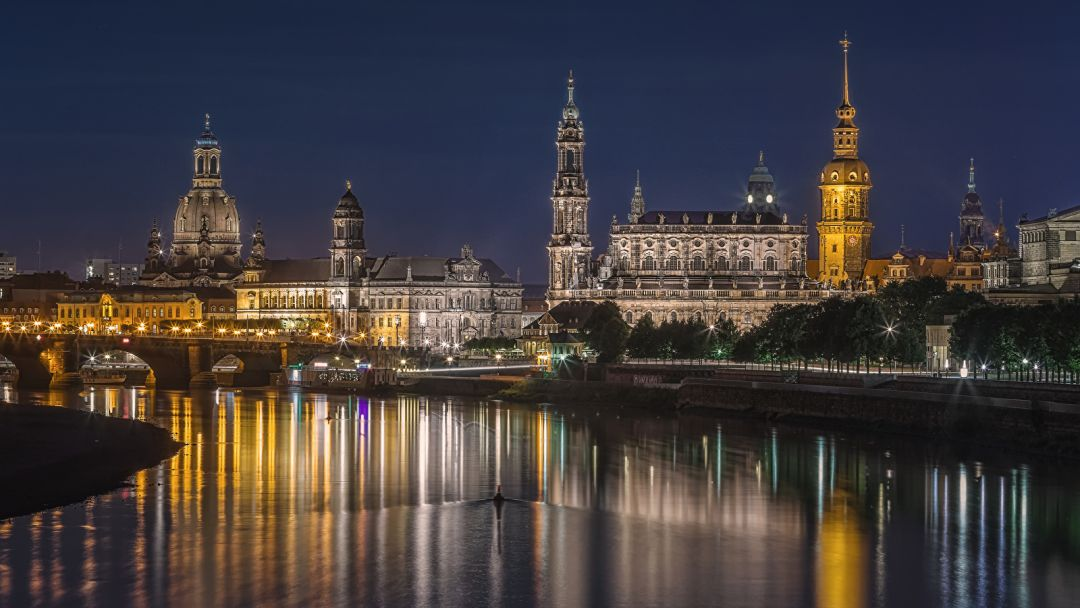 Дрезден из Праги - фото 1