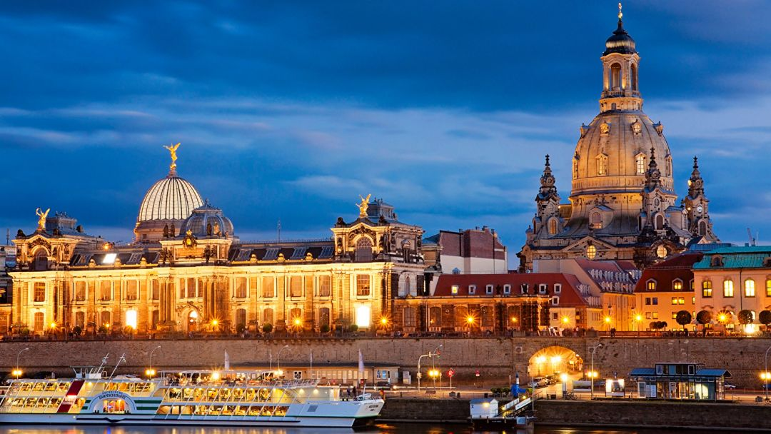 Дрезден из Праги - фото 2
