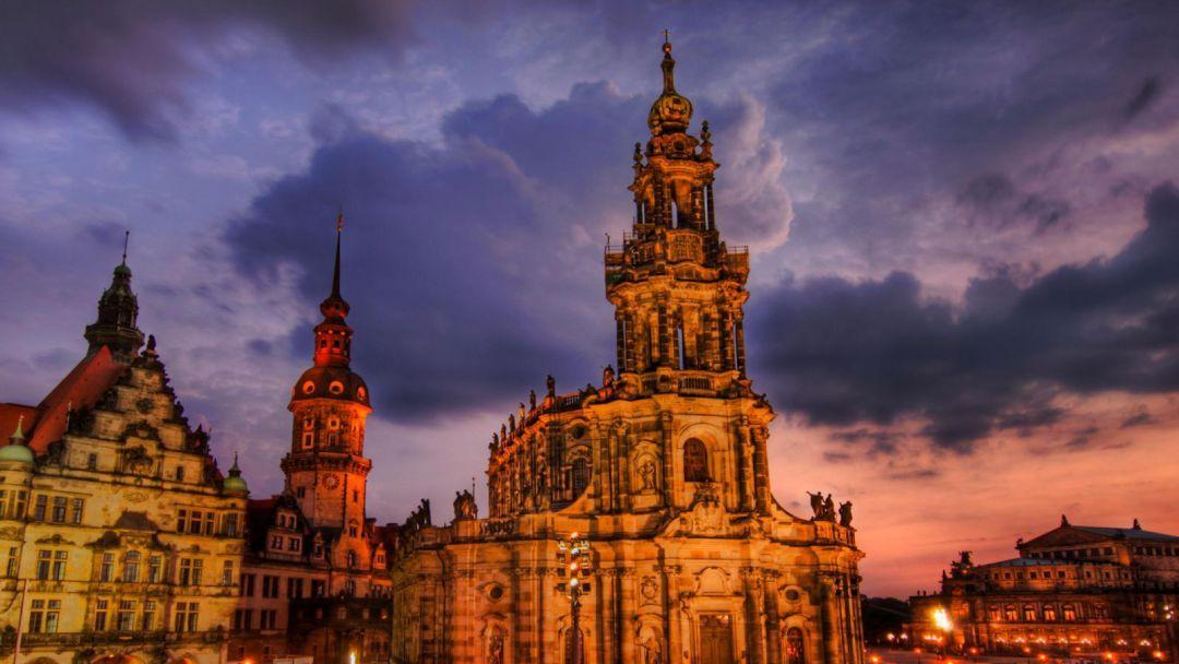 Дрезден из Праги - фото 3