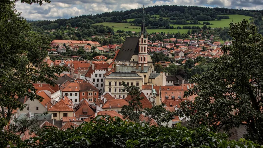 Чешский Крумлов и замок Глубока над Влатвой - фото 3