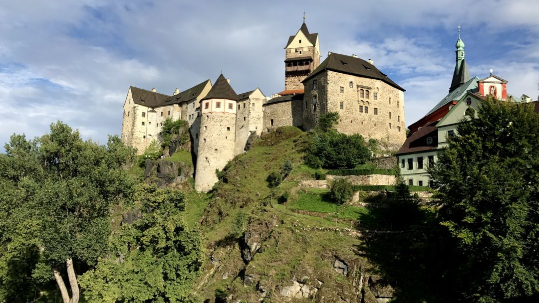 Замок Мельник - фото 1