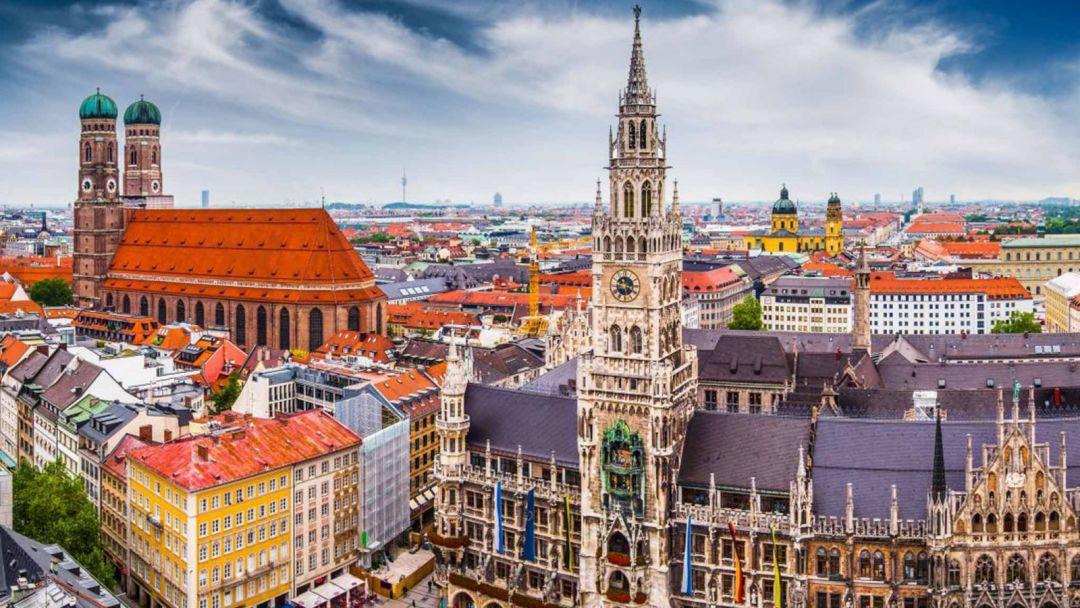Экскурсия Экскурсия в Мюнхен