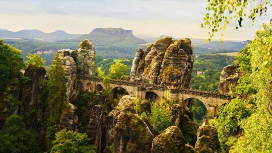Экскурсия Экскурсия в Саксонскую Швейцарию