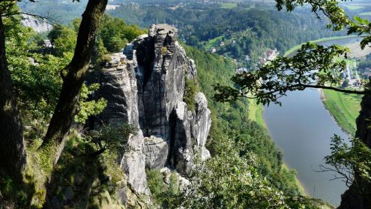 Экскурсия в Саксонскую Швейцарию - фото 2