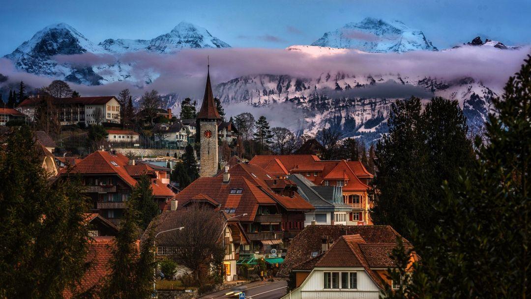 Экскурсия Экскурсия в Швейцарию