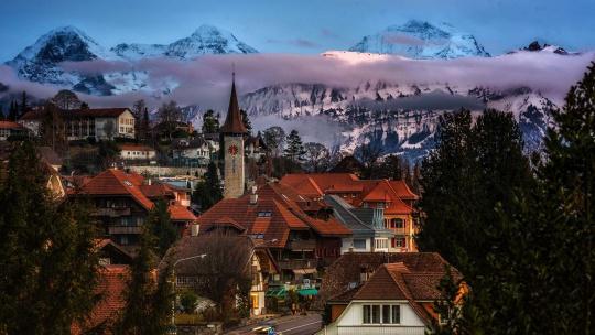 Экскурсия Экскурсия в Швейцарию по Праге