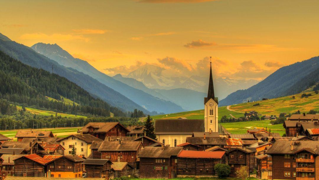 Экскурсия в Швейцарию - фото 2