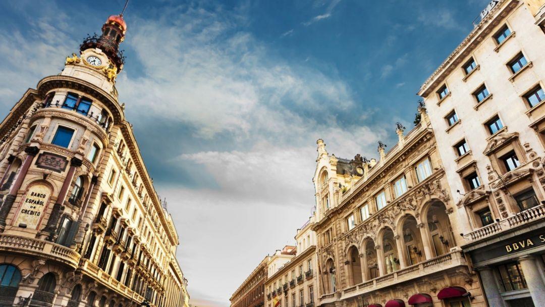 Экскурсия Пешеходная экскурсия по Мадриду
