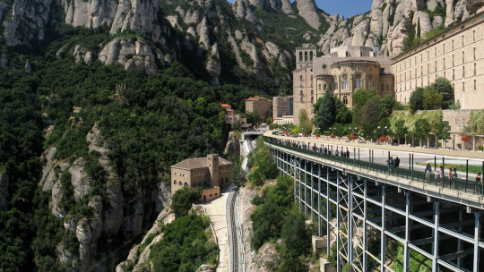 Монастырь Монтсеррат - фото 4