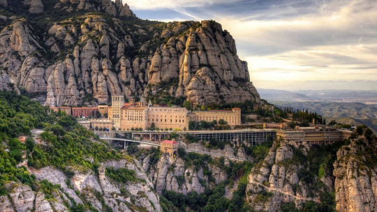 Монастырь Монтсеррат - фото 5