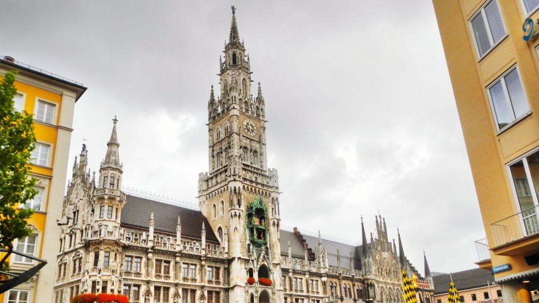 Экскурсия Обзорная экскурсия в Мюнхене