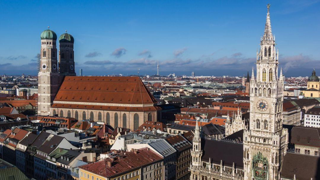 Обзорная экскурсия в Мюнхене - фото 2