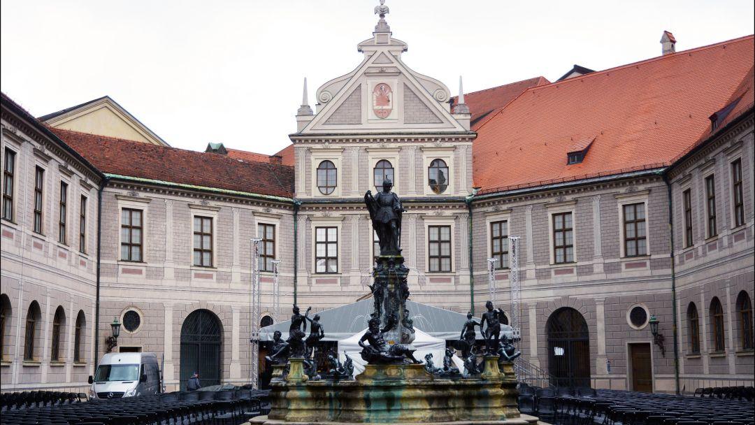 Обзорная пешеходная экскурсия по Мюнхену - фото 8