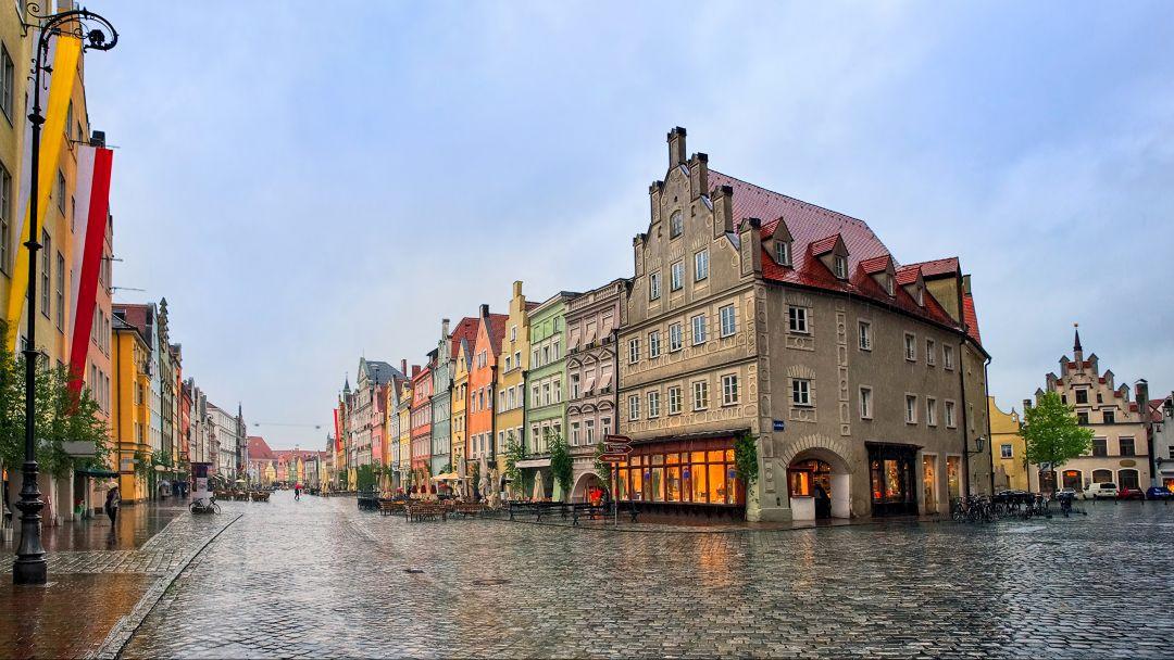 Экскурсия Старый город Мюнхен