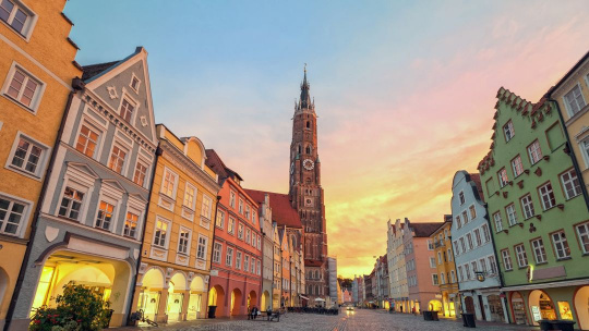 Старый город Мюнхен - фото 2