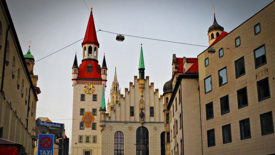 Старый город Мюнхен - фото 3