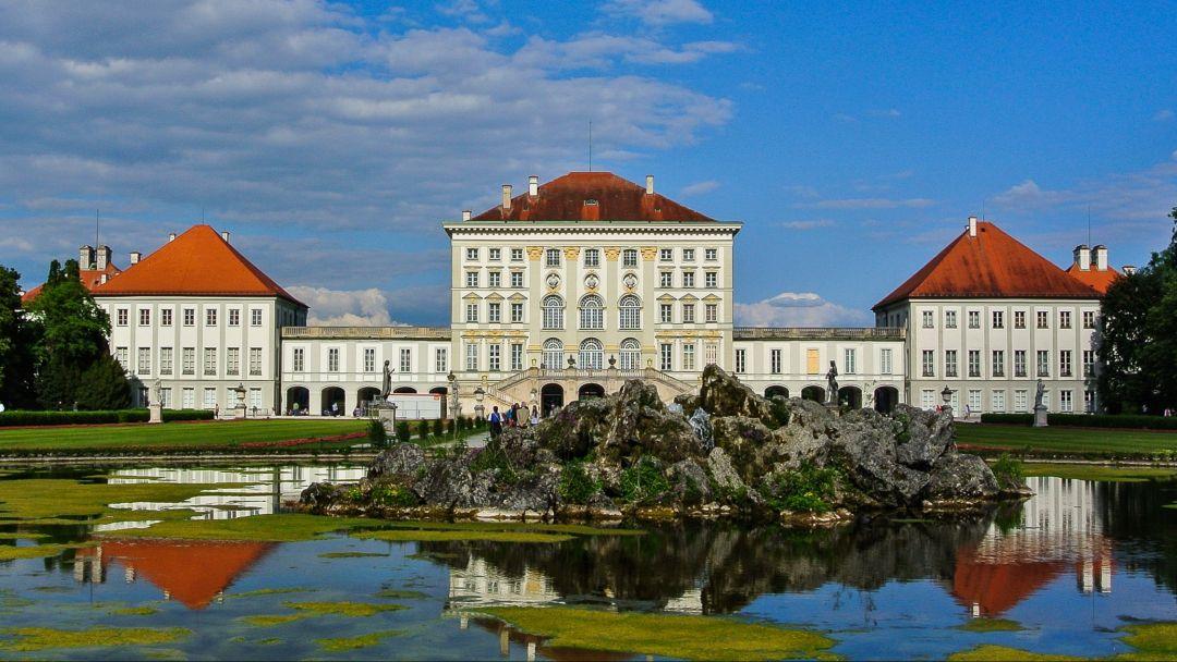 Экскурсия Дворец Имфенбург - главное украшение Мюнхена