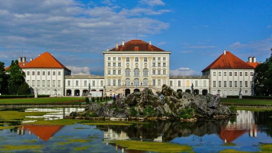 Экскурсия Дворец Имфенбург - главное украшение Мюнхена по Мюнхену