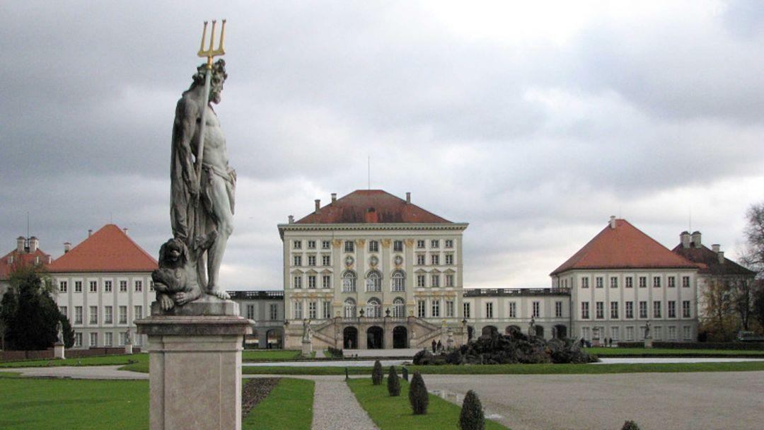 Дворец Имфенбург - главное украшение Мюнхена - фото 3