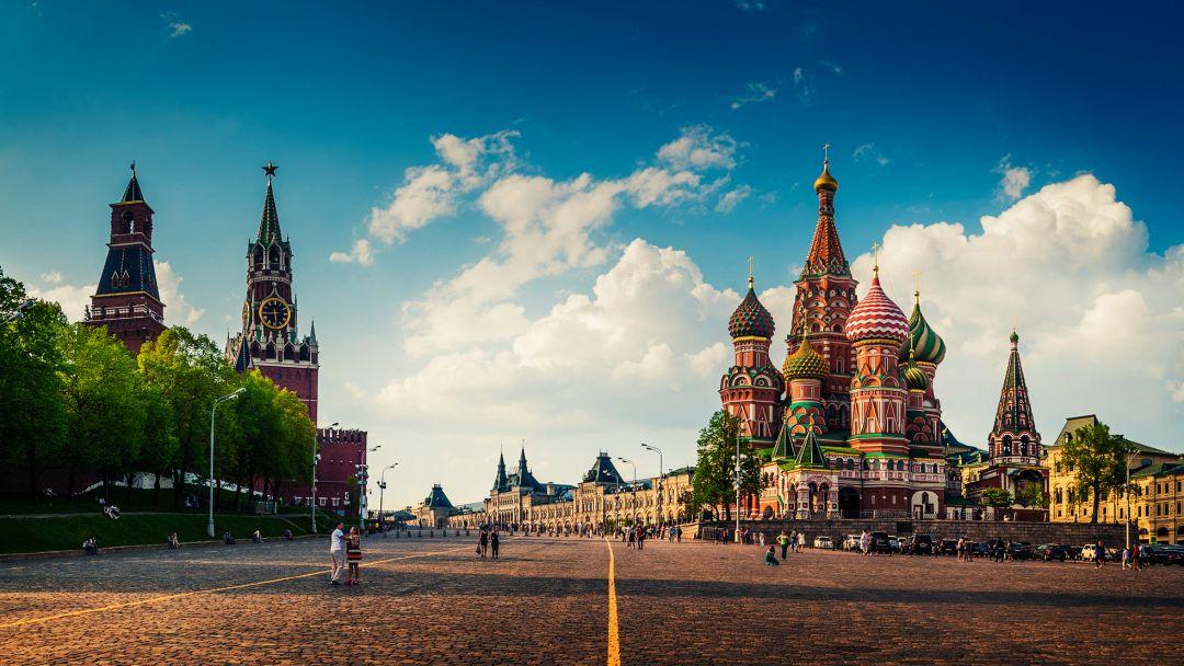 Экскурсия Автобусная обзорная экскурсия по Москве