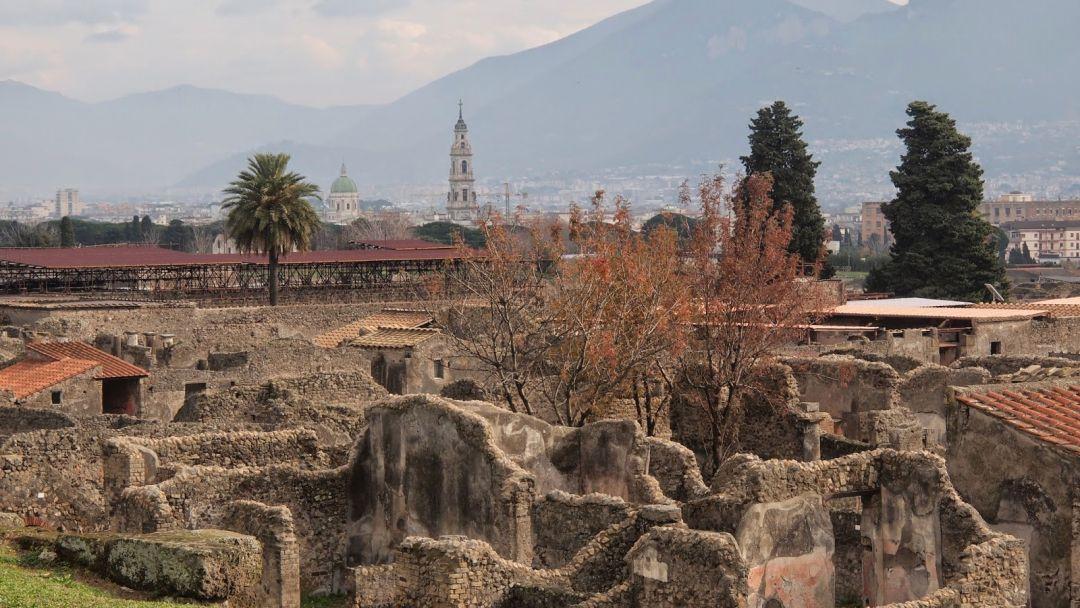 Экскурсия Самое интересное за 1 день (Помпеи + Неаполь)