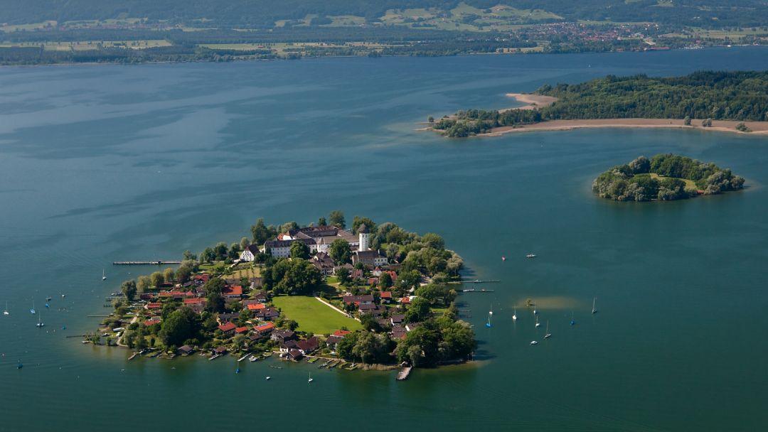 Экскурсия Озеро Кимзее и дворец Херренкимзее