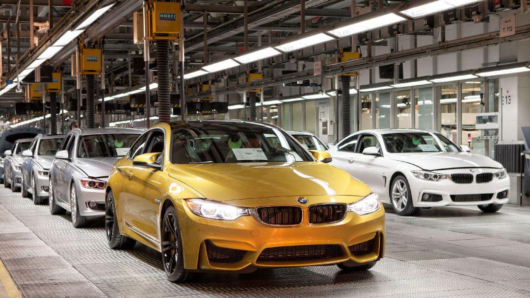 На завод BMW - фото 1