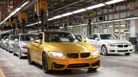 Экскурсия На завод BMW