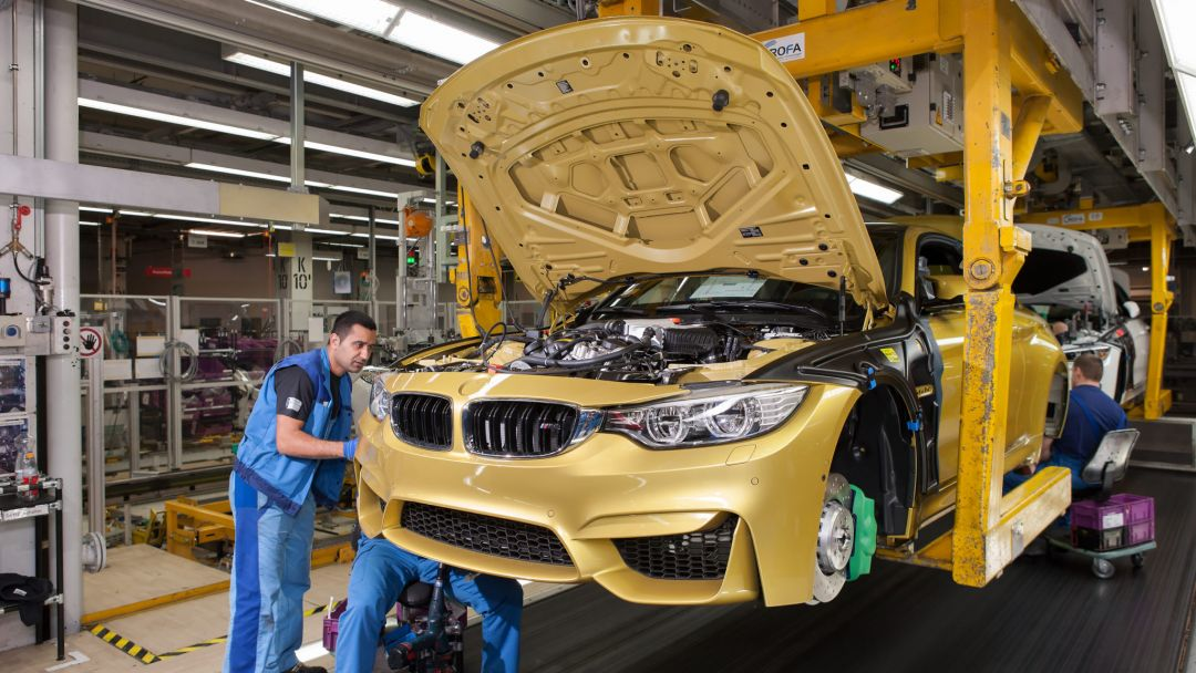 На завод BMW - фото 2