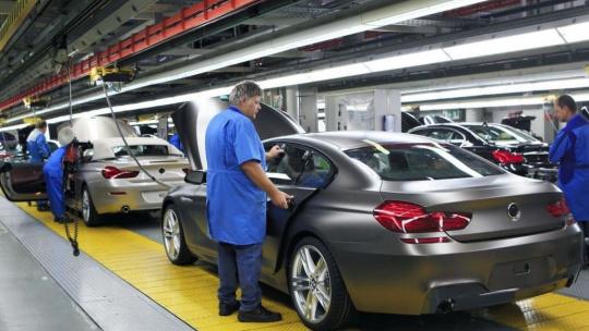 На завод BMW - фото 3