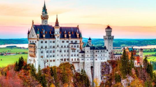 Экскурсия Сказочные замки Баварии по Мюнхену
