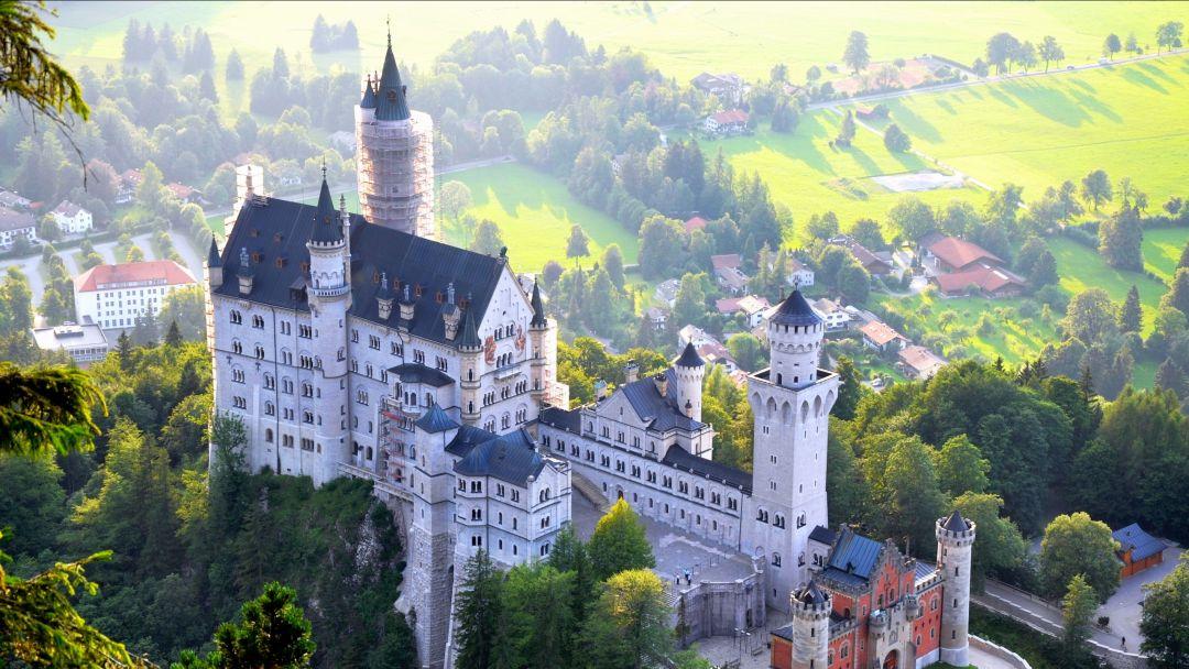 Сказочные замки Баварии - фото 2