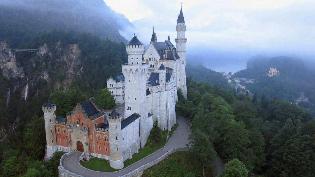 Сказочные замки Баварии - фото 3