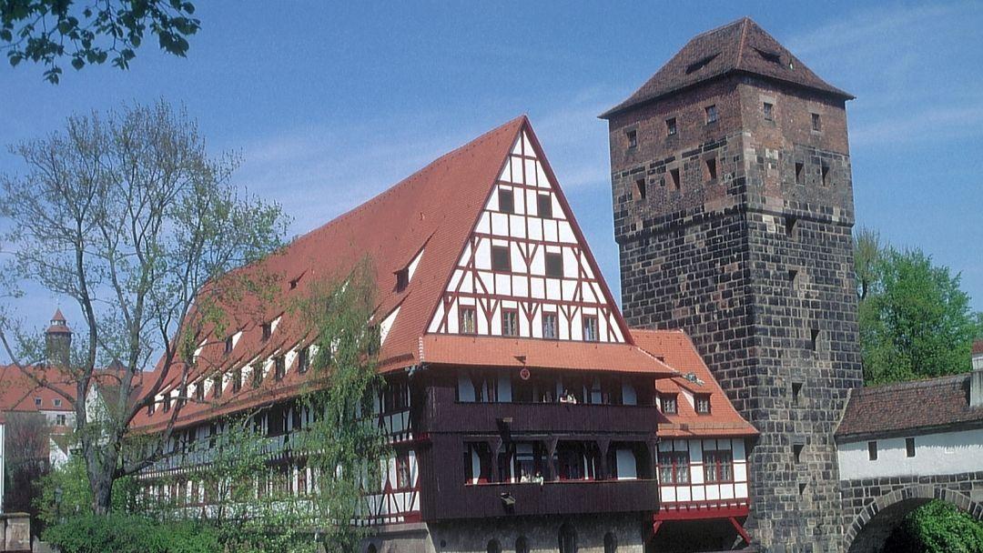 Средневековый Нюрнберг - фото 1