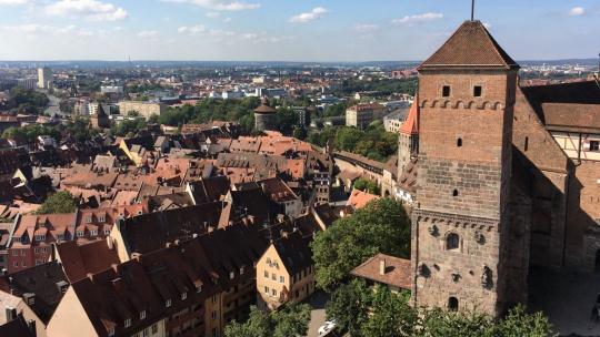 Средневековый Нюрнберг - фото 2
