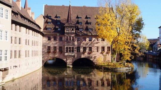 Средневековый Нюрнберг - фото 3
