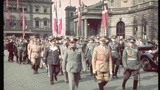Мюнхен и Гитлер - фото 2