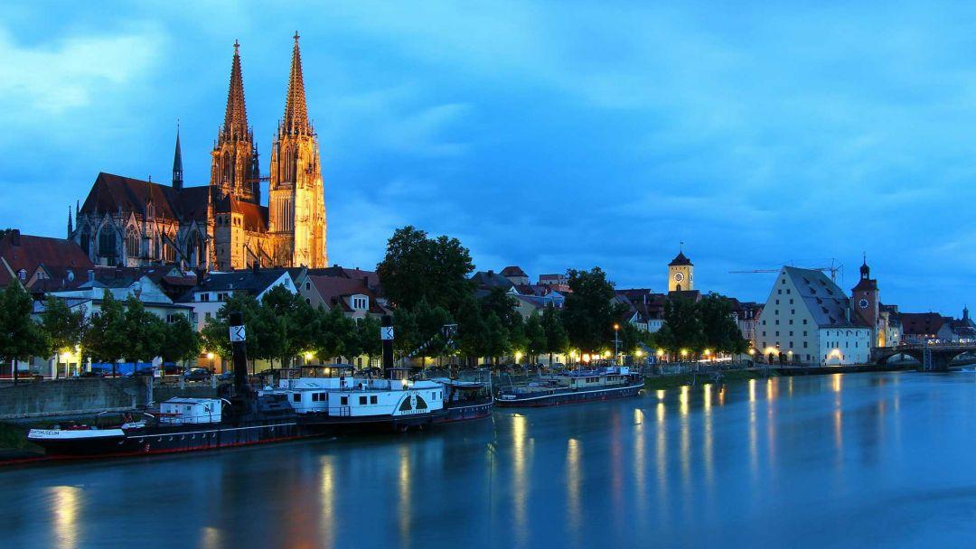 Экскурсия Регенсбург - сокровище дуная