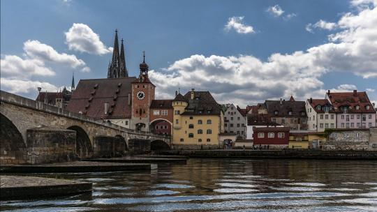 Регенсбург - сокровище дуная - фото 2
