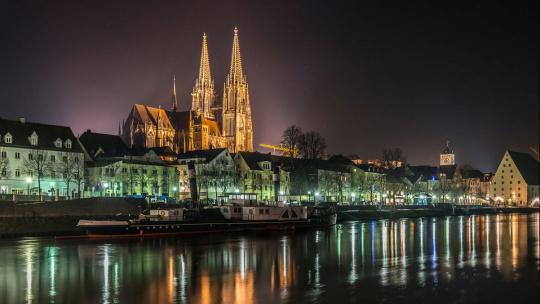 Экскурсия Регенсбург - сокровище дуная по Мюнхену