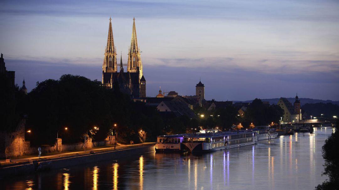 Регенсбург - сокровище дуная - фото 3