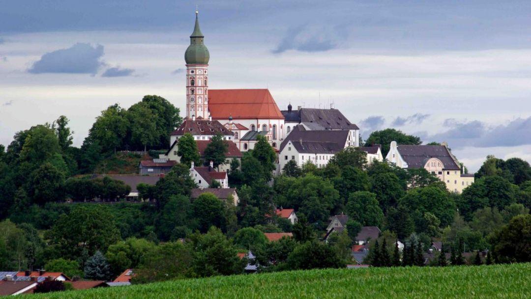Монастырь Андекс в Мюнхене