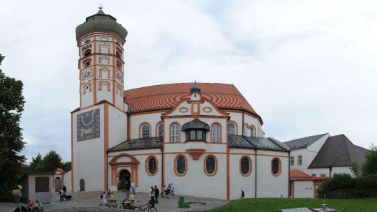 Монастырь Андекс - фото 2