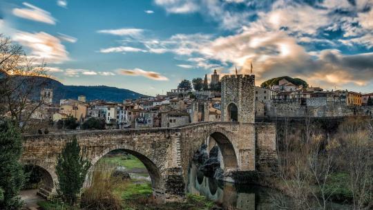 Экскурсия Бесалу - Путь Сефардов по Барселоне