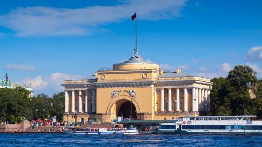 Адмиралтейство в Санкт-Петербурге
