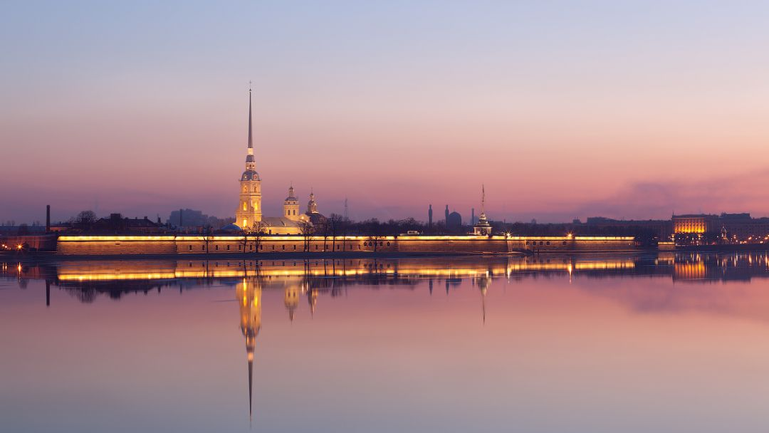 Индивидуальная экскурсия по Петропавловской крепости - фото 1