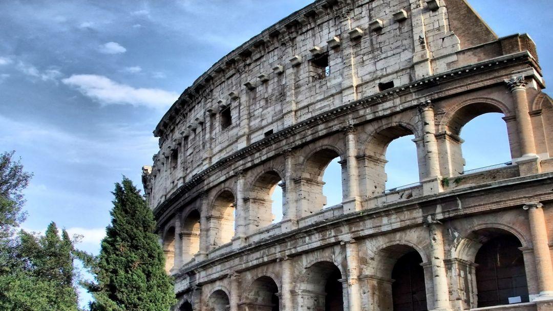 Экскурсия Колизей