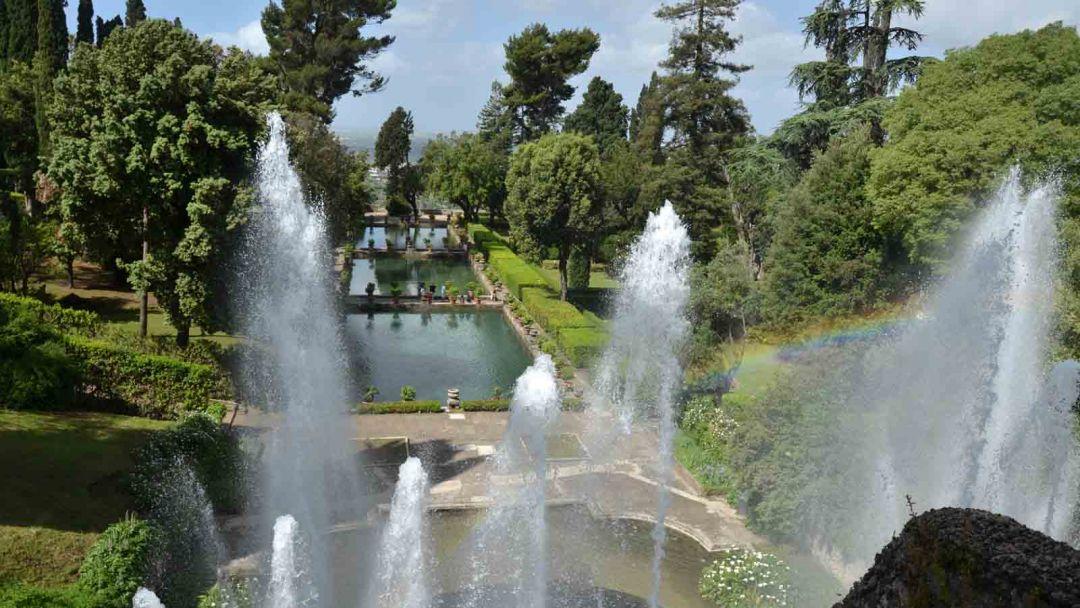 Квест фонтаны Тиволи - фото 2