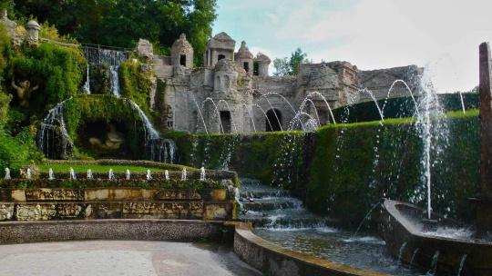 Квест фонтаны Тиволи - фото 3
